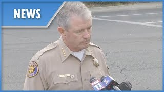 Thousand Oaks shooter named in second official statement