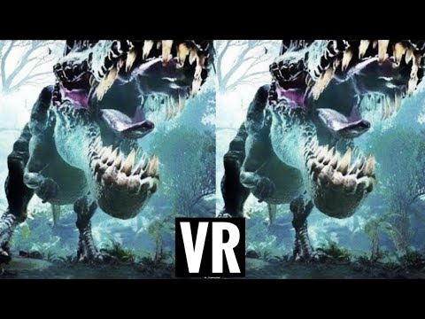 VR VIDEOS 3D SBS for VR BOX 3D not 360 VR
