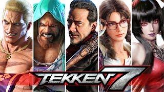 TEKKEN 7 - Law & Feng Ending Movie (1080p 60fps) PS4 Pro - mp3toke