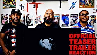 IT : Chapter Two Official Teaser Trailer Reaction