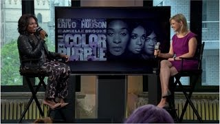 """Danielle Brooks On """"The Color Purple"""", """"Orange Is The New Black"""", """"Angry Birds"""" 