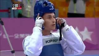 29th Summer Universiade Taipei 2017 Lucas Guzman(ARG) vs Mirhashem Hosseini (IRI) M-63kg Final