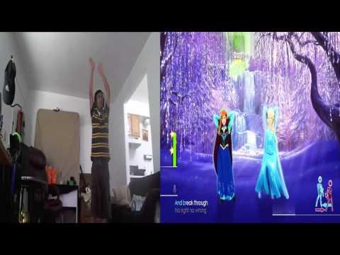 JUST DANCE 2015 XBOX ONE DISNEY S FROZEN LET IT GO