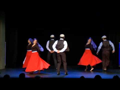 Vals Chilote, Chile - América Baila