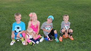 24 Hours With 5 Kids on a School Day