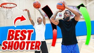 Flight vs Cash! Who Is The Best 3 Point Shooter?!