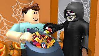 Roblox Halloween - TRICK OR TREAT SIMULATOR!