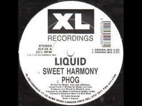 Liquid - Sweet Harmony