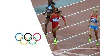 Women's 400m Final - London 2012 Olympics