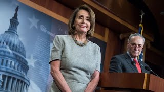 Pelosi and Schumer respond to deal to end of shutdown