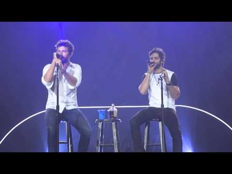 thomas rhett + brett eldredge - hotline bling/watch me (whip/nae nae)