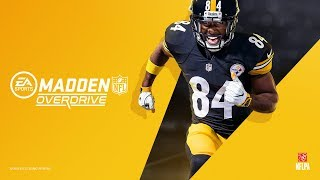 Madden NFL goes into Overdrive on mobile