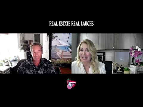 A woman fakes her death to get out of a contract, and other outrageously funny stories revealing what really goes on behind the scenes of luxury real estate on the just launched Real Estate, Real Laughs podcast. Hosted by luxury real estate agents Valerie Fitzgerald with Bob Hurwitz, the podcast features new guests and laughs every Friday.