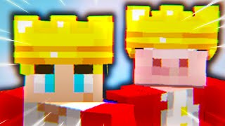 dominating minecraft with technoblade, wilbur & philza