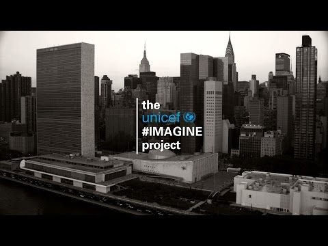 #IMAGINE a better future for all children I UNICEF