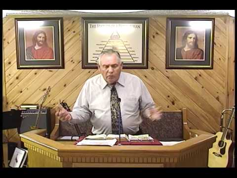 16-1122 - Changing Dispensations (Sowing His Children) Pt.6 - Samuel Dale