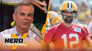 Rodgers and LaFleur may already have tension, Freddie Kitchens is 'skipping steps' | NFL | THE HERD