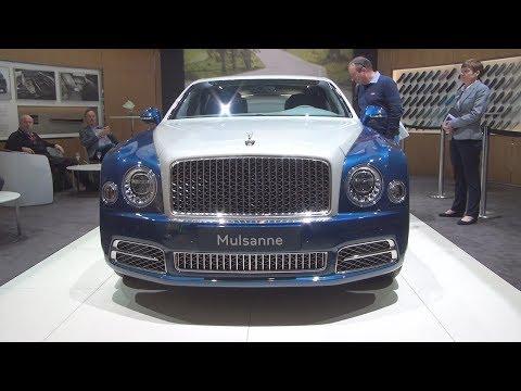 @BentleyMotors #Mulsanne (2017) Exterior and Interior in 3D