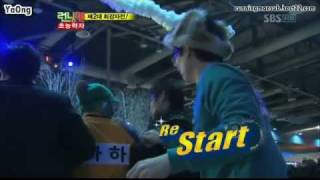 [Eng Sub] Running Man Ep.74 111225 Merry Merry Christmas Special (5/6)