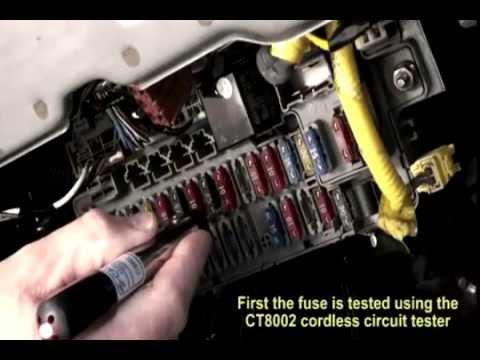 Rastreador De Cortos Electrico Automotriz Youtube