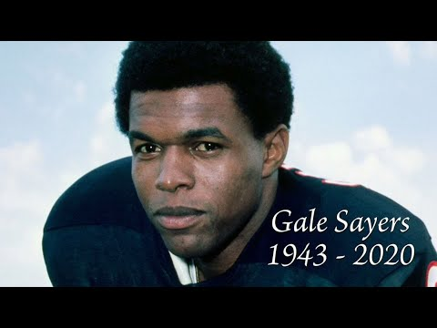 Rich Eisen Reflects on the Passing of Chicago Bears' Legend Gale Sayers | 9/23/20