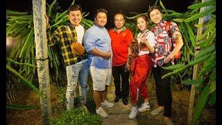 """Việt Nam tươi đẹp   Quang Trung, Tiến Công làm """"kỳ đà cản mũi"""" cặp đôi Puka - Diệp Tiên   HTV VNTD"""