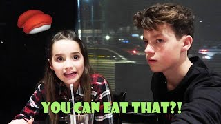 You Can Eat That? 🍣 (WK 353.3) | Bratayley