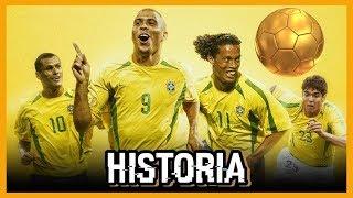 CUANDO BRASIL DABA MIEDO | HISTORIA COMPLETA