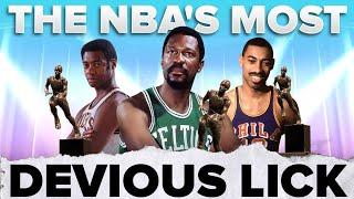 The NBA's Most Devious Lick 🏆 | #shorts