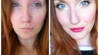Christine Valeska – BIG Eyes Tutorial – So einfach Augen größer schminken