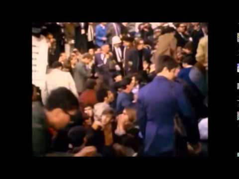 The Social, Political and Economic Aspects of America in the 1960's