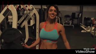 ONLY GIRLS CAN BE LIKE THAT ! (Awesome Woman Workout Compilation) Female Fitness Motivation HD