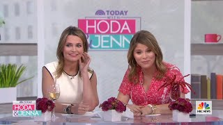Jenna Bush Hager And Savannah Guthrie Reveal Secrets About Each Other | TODAY