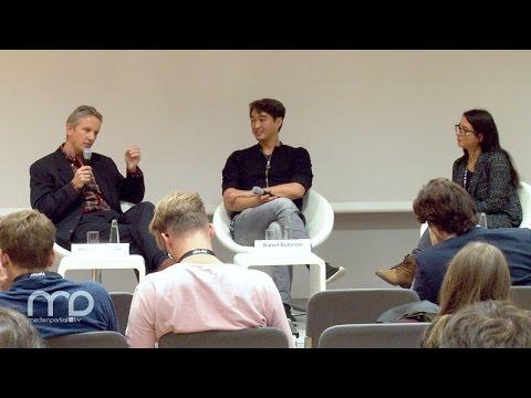 Diskussion: Gewinnen am Ende die Großen? Musiklabels