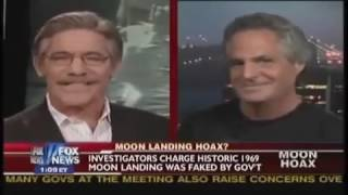 MOON HOAX,,,ON Geraldo Rivera, Aron Ranen & bILL Deny Nye At Large On You Tube
