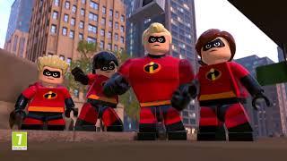 LEGO GLI INCREDIBILI - Trailer ufficiale
