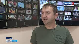 Омский областной радиотелевизионный передающий центр продолжает работы по модернизации цифровой сети