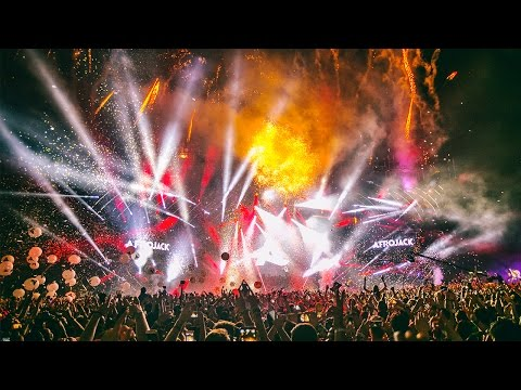 Afrojack Live at Ultra Music Festival Miami 2017