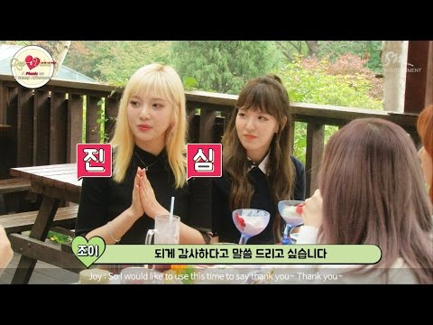 Red Velvet_A Picnic On A Sunny Afternoon PART 2 - Clip 4
