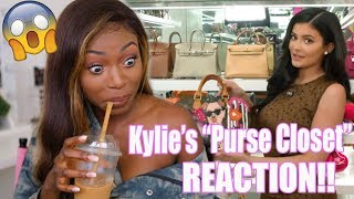 REACTING TO KYLIE'S $1,000,000