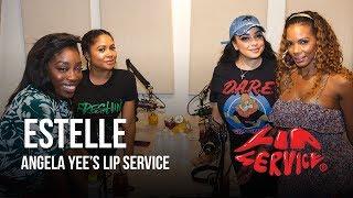 Angela Yee's Lip Service ft. Estelle