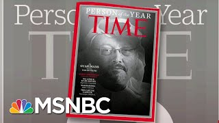 Time Picks 'The Guardians' As Its Person Of The Year   Morning Joe   MSNBC