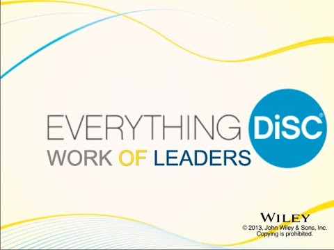 1. Everything DiSC Work of Leaders®: Introduction