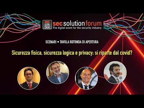 Sicurezza fisica, sicurezza logica e privacy: si riparte dal Covid?
