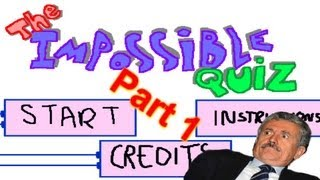 KSIOlajidebt Plays | The Impossible Quiz (Part 1)