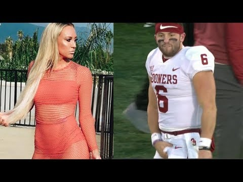 Baker Mayfield DUMPS His Girlfriend for Instagram Baddie Emily Wilkinson