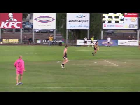 Practice match highlights: Werribee vs Geelong