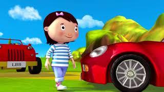一起开车 | 儿歌 | 童谣 | Little Baby Bum