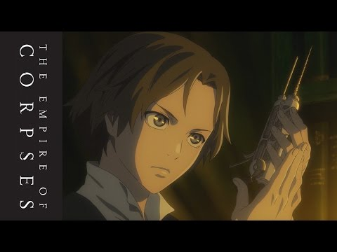 "Project Itoh's ""The Empire of Corpses"" teaser trailer."