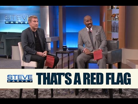 Todd Chrisley: You know that s*** ain't right!    STEVE HARVEY